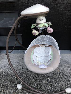 Baby swing for Sale in Kirkland, WA