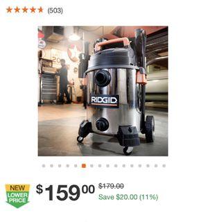 Vacuum 16 gallons for Sale in Woodbridge, VA