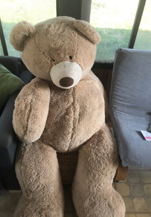 6ft Stuffed Teddy Bear for Sale in Moreno Valley, CA