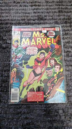 Ms. Marvel 1st Issue 1976 for Sale in Oklahoma City, OK