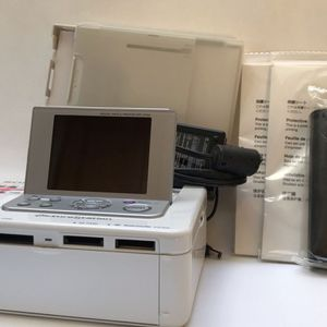 Sony DPP-FP90 dye-sublimation printer for Sale in Bothell, WA