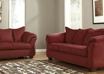🔥New in the box🌟SPECIAL] Darcy Salsa Living Room Set by Ashley for Sale in Mount Rainier,  MD