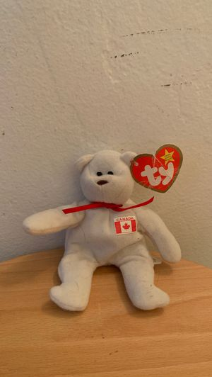 Ty beanie babies Rare (Maple) beanie baby. for Sale in El Cajon, CA