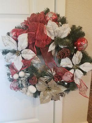 Christmas Wreath for Sale in Oakdale, CA