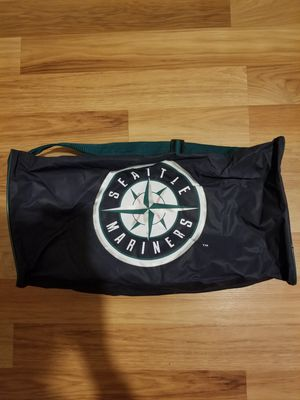 Seattle Mariners Duffle Bag for Sale in Bardonia, NY