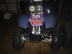 Warrior 350 and grizzly 600 4x4 both yamaha for Sale in Kissimmee, FL