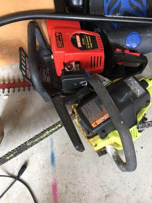 Garden lawn power tools good condition for Sale in Orlando, FL