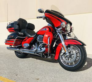 Harley Davidson CVO Ultra Limited for Sale in Pepperell, MA