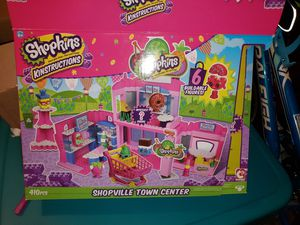 Shopkins lego set for Sale in Orland Park, IL