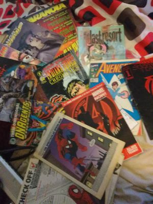 Comics 5$ for Sale in Salt Lake City, UT