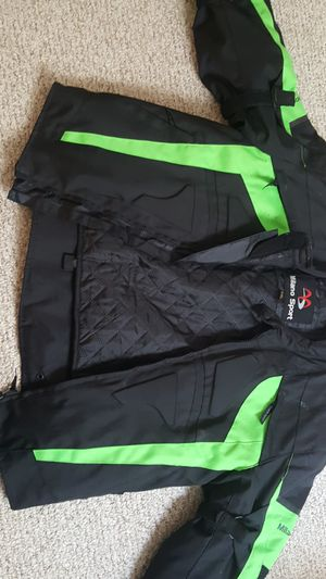 Milano sport motorcycle jacket for Sale in Durham, NC