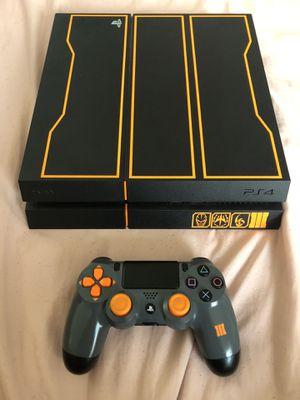 Black ops III edition PS4 for Sale in Roanoke, VA