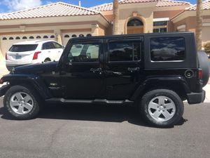 PRICE REDUCED-2010 Jeep Wrangler for Sale in Las Vegas, NV