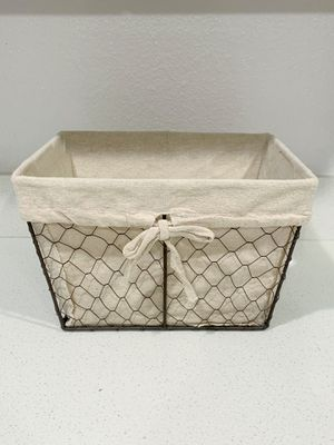 World Market Decorative Basket for Sale in Los Angeles, CA