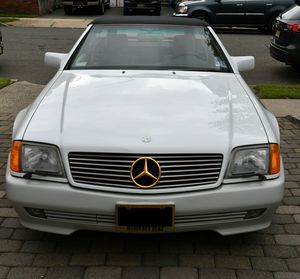1990 Mercedes Benz 500SL for Sale in East Rutherford, NJ