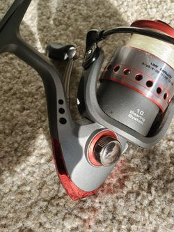 Cabela's Pro-Guide 40 Left Handed Reel Black&Red Fishing Gear. for Sale in Vancouver,  WA