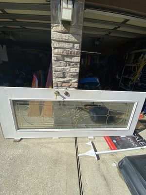 """96"""" tall metal door for Sale in Orlando, FL"""