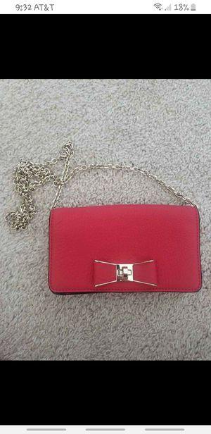 Kate Spade Red Leather Crossbody Bag for Sale in Atlanta, GA