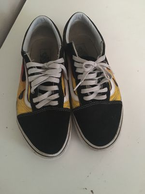 Fire vans size 9.5 for Sale in Cranston, RI