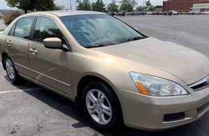 2007 Honda Accord ex for Sale in Denver, CO