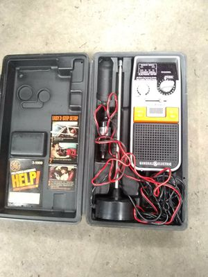 40 channel emergency cb radio for Sale in Coburn, PA