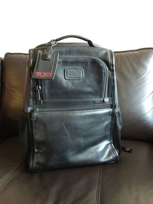 Tumi Leather Backpack for Sale in Vista, CA
