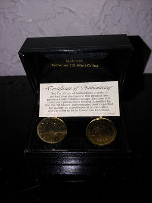 US Mint Gold cufflings for Sale in Tulsa, OK