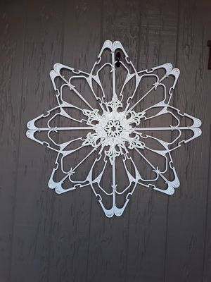 Snowflake decor for Sale in Great Falls, MT