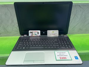 "HP notebook 15.6"" 4GB /500 GB for Sale in Las Vegas, NV"