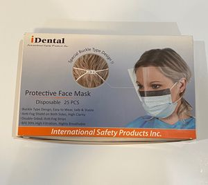 iDental face mask with shield for Sale in Glendale, CA