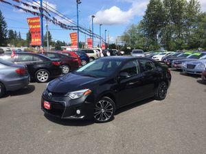 2014 Toyota Corolla for Sale in Lynnwood, WA