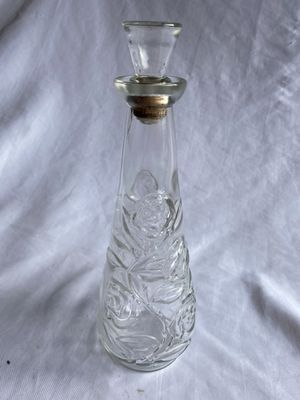 Antique glass brandy decanter for Sale in Lynnwood, WA