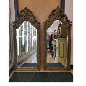 Two Matching Beautiful Wall Mirrors for Sale in Maple Heights, OH