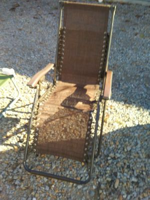 Lounge chair for Sale in White Hall, WV