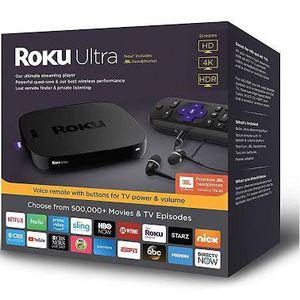 RoKu ultra HD for Sale in Dallas, TX