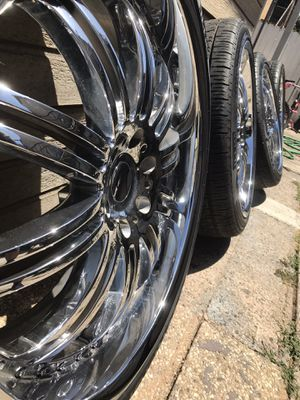 24's Tires and Rims! for Sale in Los Angeles, CA