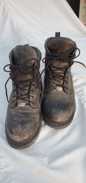 Men's Red Wing Work Boots Size 7 1/2 for Sale in Riverside, CA