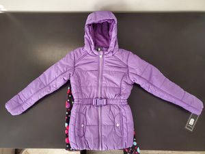 Girls Jacket (Brand New - Size 10-12) - Comes with Scarf for Sale in Chula Vista, CA