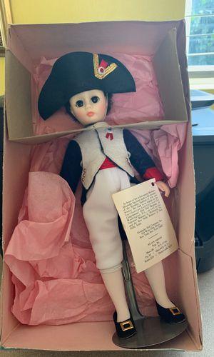 Madame Alexander doll Napoleon 1330 for Sale in Maple Valley, WA
