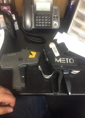 I have 2 price tag machine for Sale in Modesto, CA