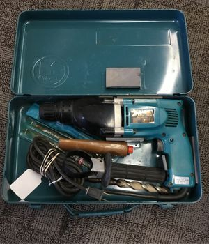 Makita corder hammer drill for Sale in Salem, OR