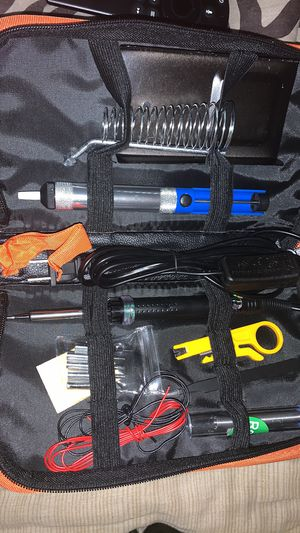Soldering kit for Sale in Moreno Valley, CA