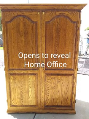 Complete Home Office • Desk • File Drawer •Etc. for Sale in Peoria, AZ