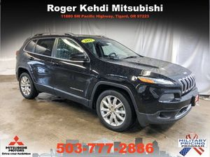 2017 Jeep Cherokee for Sale in Tigard, OR