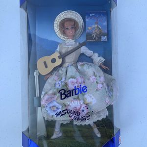 Vintage Barbie. 1995 Sound of Music Maria Barbie. for Sale in Whittier, CA