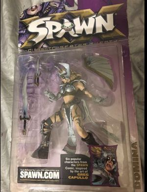 Spawn Domina action figure collectible for Sale in Oakley, CA