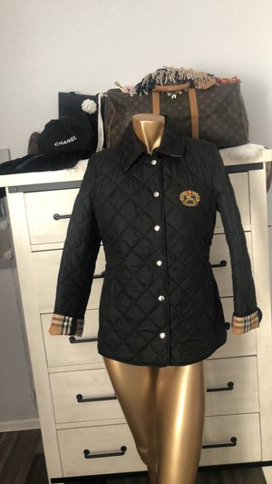 Burberry jacket for Sale in Palmdale, CA