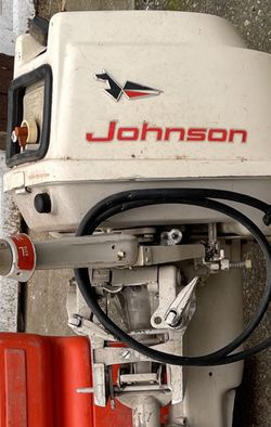 10hp Johnson outboard motor for Sale in Gig Harbor,  WA