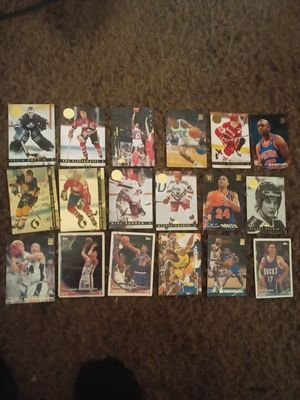 Basketball,hockey and Wrestling Sport Cards for Sale in Columbia, SC
