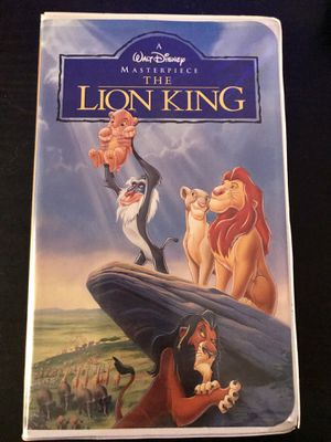 11 Walt Disney VHS's- The Lion King, Aladdin, The Fox and the Hound, Babe... for Sale in Greenville, NC